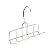 TSM Six-Prong Stainless Steel Bacon Hanger