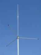 Sirio GP 3-E 140 - 175 Mhz 5/8 VHF Ground Plane Base Station Antenna ,3.65 dBi