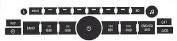 Radio Button Repair Kit For Chevy Tahoe, GMC Yukon, Chevy Silverado, Suburban, Sierra, Avalanche, Cadillac Escalade, Denali, Professional Grade Matte Black Vinyl Overlay Decals
