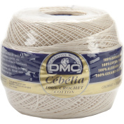 Brand New Cebelia Crochet Cotton Size 20-Ecru Brand New