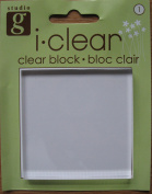 Clear Stamping Block
