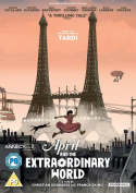 April and the Extraordinary World [Region 2]