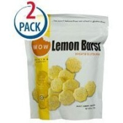WOW Baking Company Cookies Gluten Free Lemon Burst -- 240ml Each / Pack of 2 Thank you for using our service