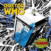 Doctor Who Official 2017 Colouring Calendar