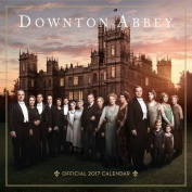 Downton Abbey Official 2017 Square Calendar
