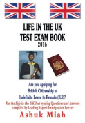 Life in the UK test exam book 2016