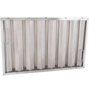 ULTRAFRYER Baffle Grease Filter by Trine Aluminium 41cm H x 60cm W 21256
