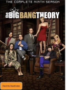 The Big Bang Theory Season 9  [3 Discs] [Region 4]