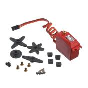 Arrma AR390139 ADS-15M V2 Waterproof Servo, Red, 15 kg
