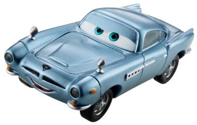 Disney/Pixar Cars Diecast Finn Mcmissile Vehicle