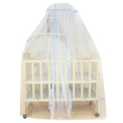 Clode®Baby Infant Bed Mosquito Mesh Dome Curtain Net for Toddler Crib Cot Canopy