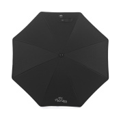 Jane Anti-UV Parasol (Black)