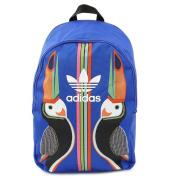 adidas originals BACKPACK ESSENTAIL TUKANA For Unisex in Sports & Outdoors Teenage School Bag Blue