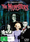 The Munsters [Region 4]
