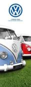VW Camper Vans Official 2017 Slim Calendar