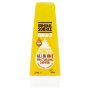 Imperial Leather Original Source Skin Quench Pineapple and Coconut Oil Shower, 250ml