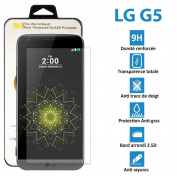 GENUINE topaccs LG G5 - ultra sturdy Tempered Glass Screen Protector