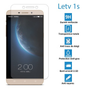 LETV 1S - Real Glass Screen Protector Tempered Glass Ultra Durable Screen Protector