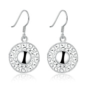 Earring Women & Girls Jewellery Silver 925 PLATED Earring Perfect Fashion Gift for any Occasion Love Gift