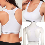 Gym Fitness Sports Bra no rims Full Cup padded bras - size M
