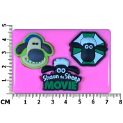 Shaun Sheep & Gromit Silicone Mould Mould for Cake Decorating Cake Cupcake Toppers Icing Sugarcraft Tool by Fairie Blessings