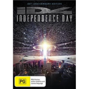 Independence Day DVD  [Region 4]