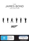 Bond Box Set DVD  [24 Discs] [Region 4]