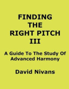 Finding the Right Pitch