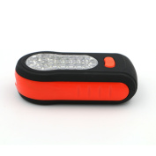 Work Flashlight Lighting with Magnetic Folding Hook