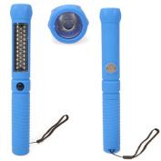 32+1 LEDs Flashlight White/ Red light Changeable Emergency Pocket Light