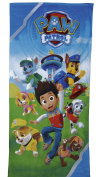 Nickelodeon Paw Patrol Velour Towel, Multi