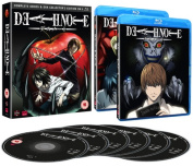 Death Note [Region B] [Blu-ray]