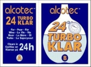 Turboklar 24 H - clearing/fining agent