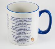 To a Mouse Robert Burns themed mug.
