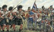 Italeri British & Scots Infantry - Napoleonic Wars - 1/72 Plastic Model Soldier Kit