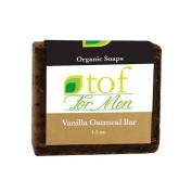 Organic Vanilla Oatmeal Bar Soap
