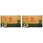 "Salerm Biokera Natura Scalp Therapy Intensive Serum 6 x 10ml ""Pack of 5.1cm"