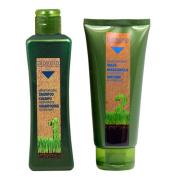 "Salerm Biokera Natura Moisturising Shampoo 320ml & Mask 210ml ""Combo"""