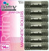 BR ROLLER S/ON MAG-BK 14CT[S] BR67211