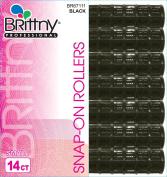 BR ROLLER S/ON-BK 14CT [S] BR67111