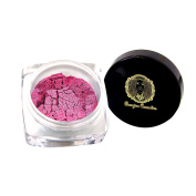 Bougiee Pigments Unscented Loose Eyeshadow, Addicted, Duo Chrome Vivid Fuchsia, 0ml