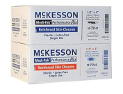 DSS Skin Closure Strip Plus 1.3cm X 10cm by McKesson