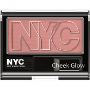 N.Y.C. New York Colour Cheek Glow Blush , West Side Wine, 10ml