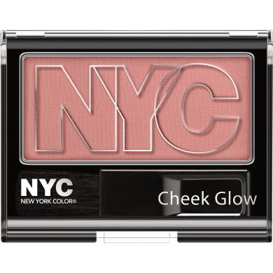 N.Y.C. New York Colour Cheek Glow Blush , West Side Wine, 10ml