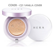 NEW HERA UV MIST CUSHION COVER SPF50+/PA++ (15g * 2) C21 VANILLA COVER