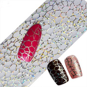 Fashion gallery Star Sky Nail Art Water Transfer Decal Sticker Decorations Tips Beauty DIY