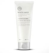 The Face Shop Renewal White Seed Exfoliating Foam Cleanser 5.0fl.oz./ 150ml