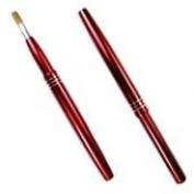 Miyao industry makeup brushes (makeup brush) MU series -1 portable lip brush Red Sable 100% / brush Kumano