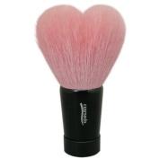 Takumi of makeup brushes Kosumedo Kumano brush heart-shaped facial cleansing brush L size premium pink