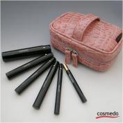 Takumi of makeup brushes Kosumedo Kumanofude Makeup Brush portable sliding RS Series Makeup Brush Set